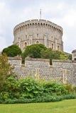 trädgårds- windsor för slott Royaltyfri Fotografi