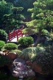 trädgårds- zen royaltyfria bilder