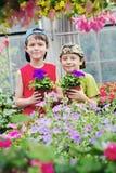 trädgårdsmästarar Royaltyfri Fotografi