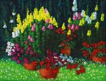 trädgårdsnäring Arkivfoton