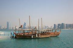 träfartyg Royaltyfria Bilder