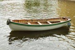 Träfartyg för en gå Fotografering för Bildbyråer