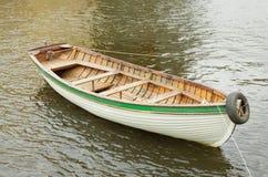 Träfartyg för en gå Royaltyfri Foto
