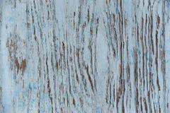 trägammal målad textur Arkivbilder