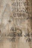 trägammal planka Fotografering för Bildbyråer