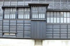 trägammal vägg Royaltyfri Bild