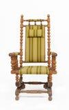 trägammalt vaggande för stol Royaltyfria Foton