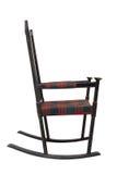 trägammalt vaggande för stol Royaltyfri Foto