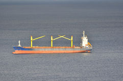 Trägerlieferung Stockfoto