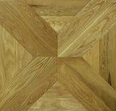 Trägolvtegelplatta Geometrisk form för parkettmodell royaltyfri fotografi