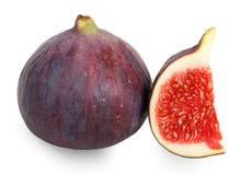 Trägt Feigen Früchte Stockfotos