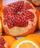 Trägt Hintergrund Früchte Lizenzfreie Stockbilder