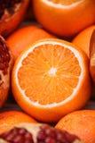 Trägt Hintergrund Früchte Lizenzfreies Stockbild