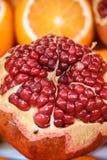 Trägt Hintergrund Früchte Stockbilder