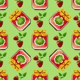 Trägt jam-05 Früchte Stockbilder