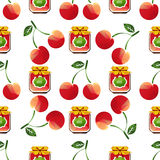 Trägt jam-11 Früchte Lizenzfreies Stockfoto