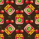 Trägt jam-12 Früchte Stockbild