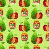 Trägt jam-10 Früchte Lizenzfreies Stockfoto
