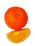 Trägt Orange Früchte Stockfotos