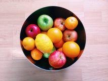Trägt Schönheitsorange Früchte Stockbild
