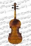 träinstrumentmusikal royaltyfri fotografi