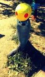 Träkonst Royaltyfria Foton