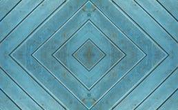 Träkvadrerad bakgrund Royaltyfri Bild