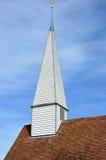 Träkyrktorn i England Royaltyfri Bild