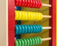 Träleksaker, intelligent lek för ungar Royaltyfri Fotografi