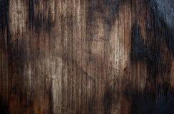 trämörk textur Trä texturerar gammala paneler för bakgrund Retro trätabell lantlig bakgrund Royaltyfri Foto