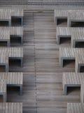 Trämodell arkivfoto