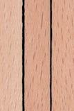 Träplacemattexturbakgrund, slut upp Arkivbild