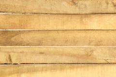 Träplanka för gammal staketbakgrund Arkivfoto