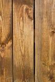 träplankavägg Arkivfoton