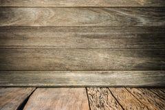 Träplankor mönstrar inre bakgrund, abstrakt textur av w Royaltyfria Foton