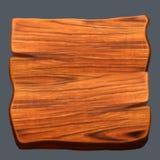 Träplatta boaen arkivbild