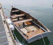Träradfartyg som anslutas i Maine Royaltyfri Fotografi