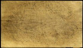 Träskärbrädatextur med skrapor Fotografering för Bildbyråer