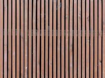 TräSlats, textur för yttersida för modell för timmerplankavägg royaltyfri fotografi