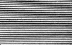 Träspårpanel i svartvitt Royaltyfria Foton