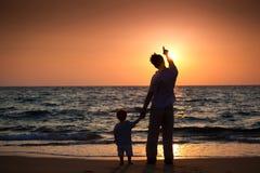 Träume der Sonne Lizenzfreies Stockfoto