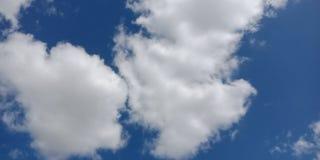 Träume im Himmel stockbilder