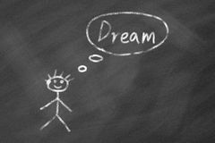 Träumen stockbilder