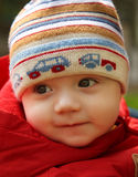 Träumen des Babys stockfoto