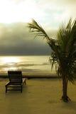 Träumerischer Strand Lizenzfreie Stockbilder