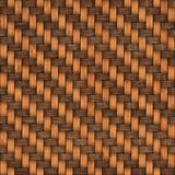 Trävävtexturbakgrund väva för vektor för abstrakt för bakgrundskorg som dekorativ modell för illustration seamless texturerat är  Arkivbild