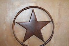 trävektor för stjärna för elementingreppsparkett Fotografering för Bildbyråer