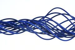Tråd för elektrisk kabel arkivbild