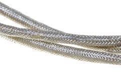 Tråd för rostfritt stål Royaltyfria Foton