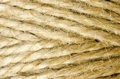 Trådar av tvinnar makrobakgrund Royaltyfria Bilder